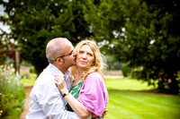 whatton gardens engagment photoshoot-11