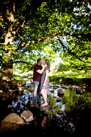 engagement photoshoot Bradgate Park Lumiere Photography-20
