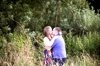 Outdoors portrait photography Leicestershire-8