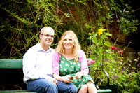 whatton gardens engagment photoshoot-2